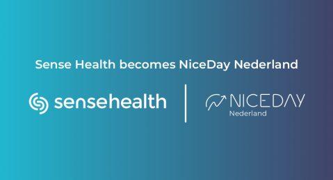 Sense Health becomes NiceDay Nederland